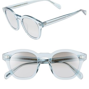 Oliver Peoples Boudreau L.A. 48mm Square Sunglasses | Nordstrom