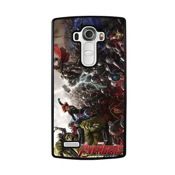 iron man age of ultron 2 lg g4 case cover  number 1