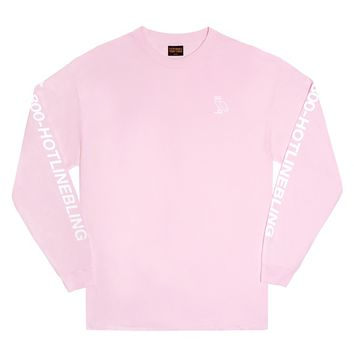 1-800-HOTLINEBLING LONG SLEEVE T-SHIRT | October's Very Own