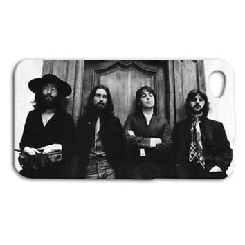 The Beatles Black White Cute 60s Retro Phone Case iPhone 4 4s 5 5c 5s 6 6s iPod