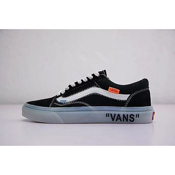 OFF-White x Vans Vans Old Skool The Ten Sneakers