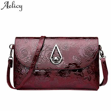 Aelicy High Quality Patent Leather Women Bag Ladies Cross Body M 9abcb214a874a