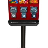 Buy Triple Time Gumball and Candy Vending Machine - Vending Machine Supplies on Sale