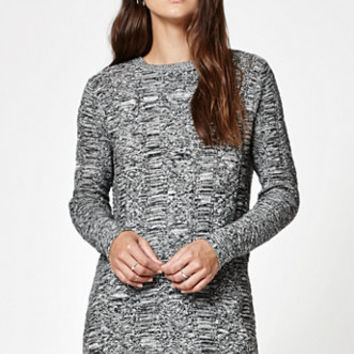 Volcom What I Want Long Sleeve Sweater Dress at PacSun.com