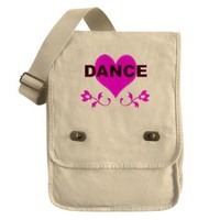 Dance Heart Field Bag