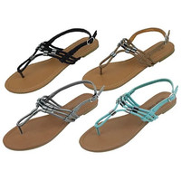 Happy Strappy Sandals