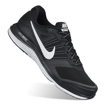 Nike Dual Fusion X Men's Running Shoes (Black)