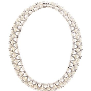 Crystal Necklace - Brooks Brothers