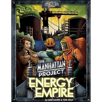 The Manhattan Project Energy Empire - Tabletop Haven