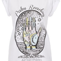 Palm Reading Tee By Tee And Cake