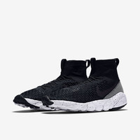 The Nike Air Footscape Magista Flyknit Men's Shoe.