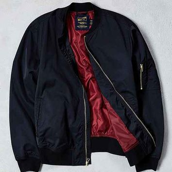CPO Nylon Summer Bomber Jacket