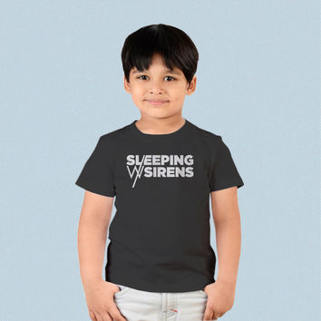 Kids T-shirt - Sleeping with Sirens