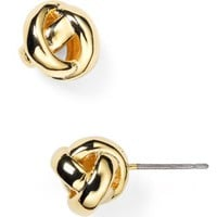kate spade new york Sailor's Knot Studs | Bloomingdales's