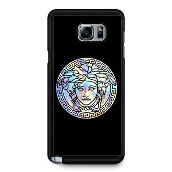 Versace Logo Colorfull Samsung Galaxy Note 5 Case