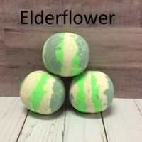 Elderflower - Bath Bomb