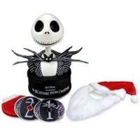 Tim Burton's The Nightmare Before Christmas: Ultimate Collector's DVD Set with Disneyfile and Jack Skellington Bust
