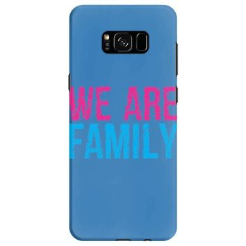 we are family Samsung Galaxy S8