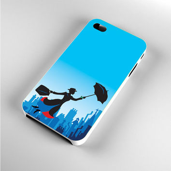 Mary Poppins iPhone 4s Case
