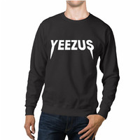Yeezus Kanye West Music Unisex Sweaters - 54R Sweater