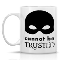 Dread Pirate Roberts Inspired Coffee Mug - Princess Bride Quote 11oz Porcelain Mug