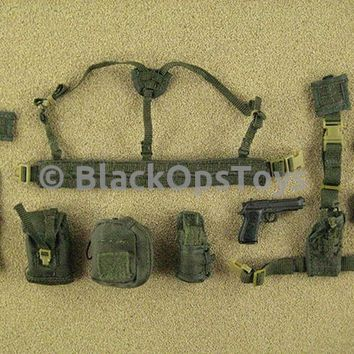 "75 RANGER RGT ""Mad Max"" in ACU Battle Belt Set"