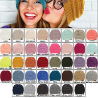CC Slouchy Beanies - Multiple Colors Available