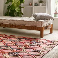 Roma Tufted Woven Rug