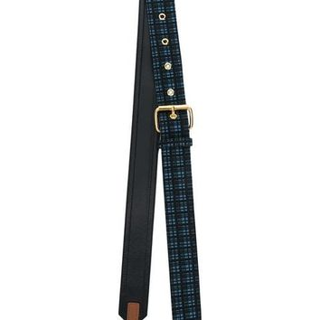 Marni Checked Bag Strap - Farfetch
