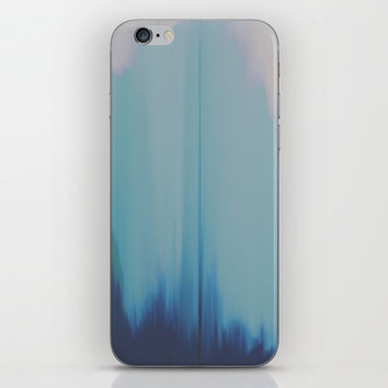 Cool Wave iPhone Skin by duckyb