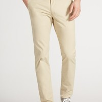 Summer Weight Chino - Khaki