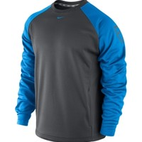Nike Men's Therma-FIT Fleece Long Sleeve Baseball Shirt