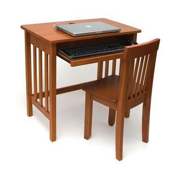 Child Cmptr Desk And Chair Pcn