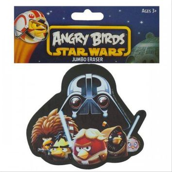 Angry Birds Star Wars Jumbo Eraser (pack of 36)