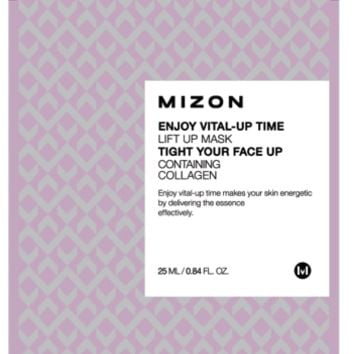 Enjoy Vital-Up Time - Lift Up Mask