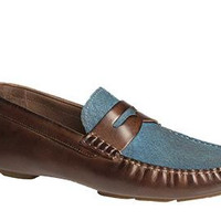 Albatros Penny Loafer by Bacco Bucci