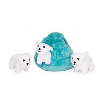 Polar Bear Igloo Burrow Toy