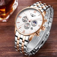 Moon Phase Luxury Watches