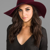 Brixton Gia Hat in Port