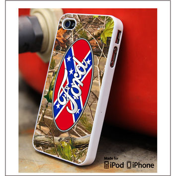 Browning Deer Camo Ford Iphone 4s 5 5s 6 Case Galaxy S3 S