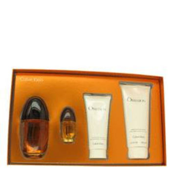 Obsession Gift Set By Calvin Klein