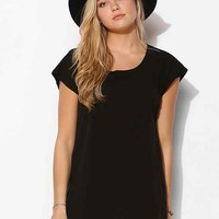 Truly Madly Deeply Off-The-Shoulder Tee