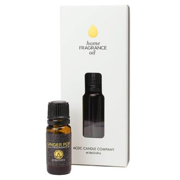 Ginger Pop Home Diffuser Fragrance Oil