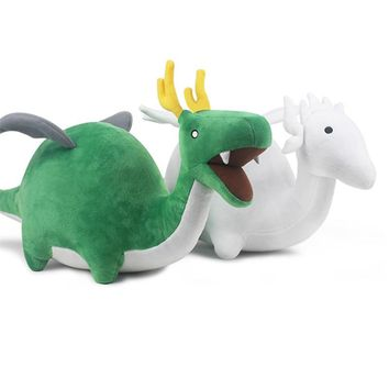 1pcs Anime Miss Kobayashi's Dragon Maid Dinosaur Plush Toys Soft Kobayashi-san Chi no Maid Dragon Kanna Kamui Stuffed Dolls Gift