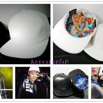 G-DRAGON GD BIGBANG GDRAGON BIG BANG SNAPBACK CAP HATS KPOP GOODS NEW
