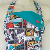 Perry the Platypus Retro Style Full Apron for Women / Phineas and Ferb