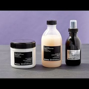 Davines OI Shampoo - Absolute Beautifying Shampoo for All Hair Types