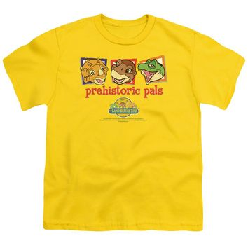 Land Before Time - Prehistoric Pals Short Sleeve Youth 18/1