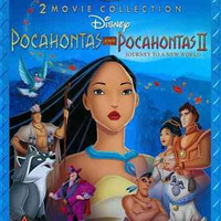 Pocahontas/Pocahontas-Journey To A New World-Se 2Pk (Blu-Ray/Dvd) Br-Pkg