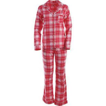 Raven Flannel PJ Gift Set